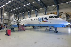 First Loganair SAAB 2000