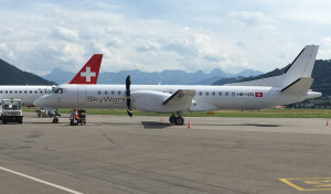 TAM supports SkyWork's Bern operations