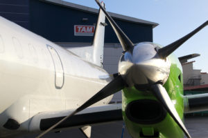 TAM signs agreement with C&L Aviation Group