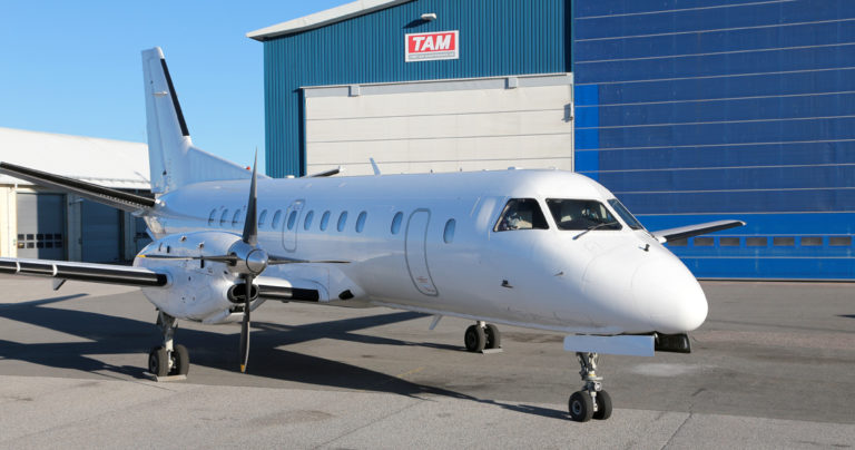 Excellent Saab 340B for sale