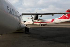 TAM delivers two ATR 72s to KrasAvia