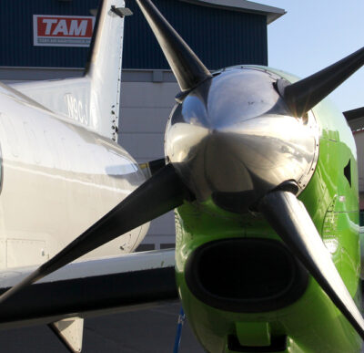 Boost for Saab 340 Cargo Conversions